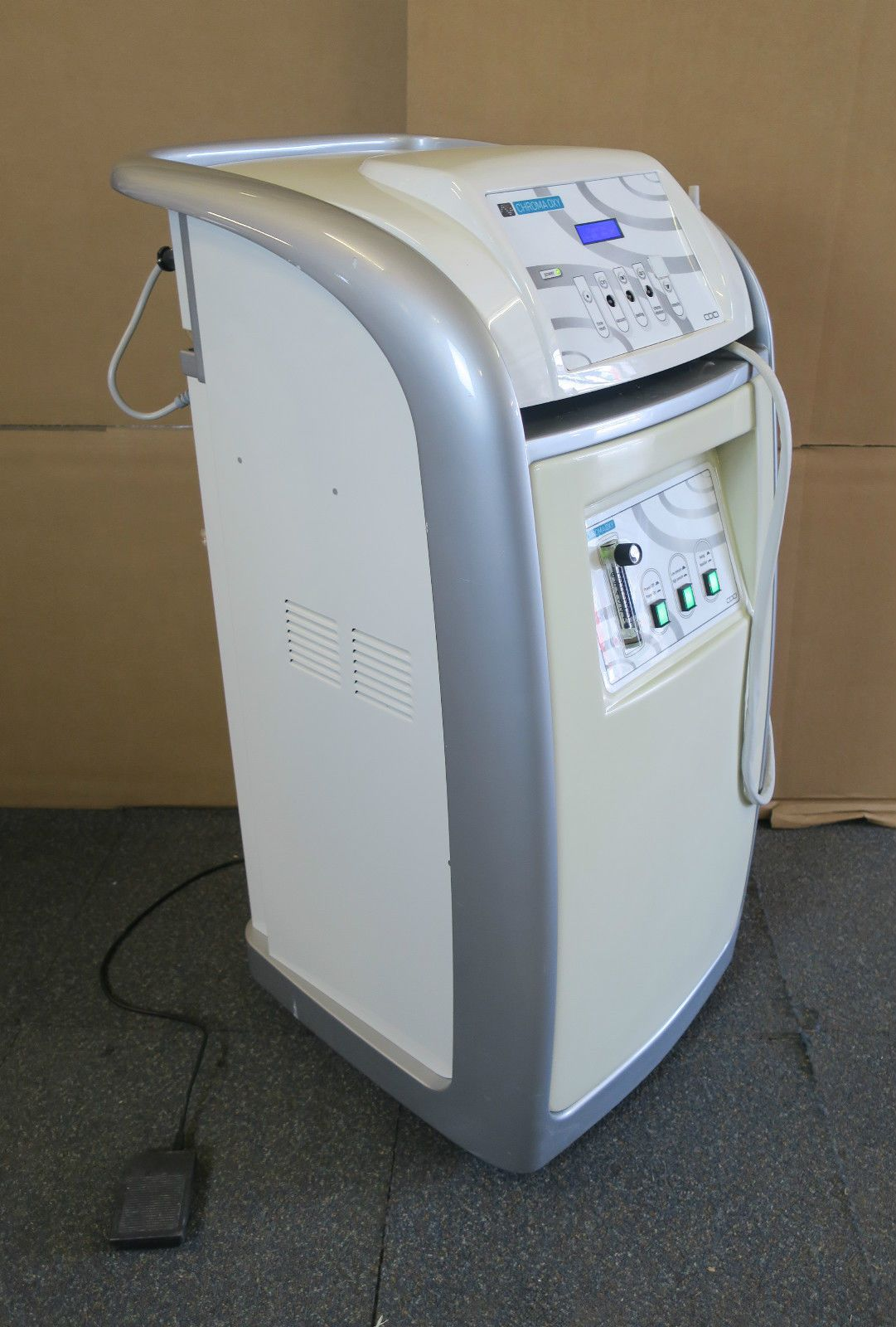 caci machine